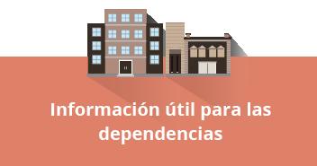 Información útil para las Unidades de Enlace